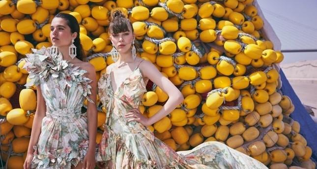 دار الأزياء التركية ريسا فانيسا تشارك في أسبوع الموضة في نيويورك لأول مرة