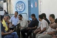 UNRWA staff stage two-day strike in Gaza over job cuts