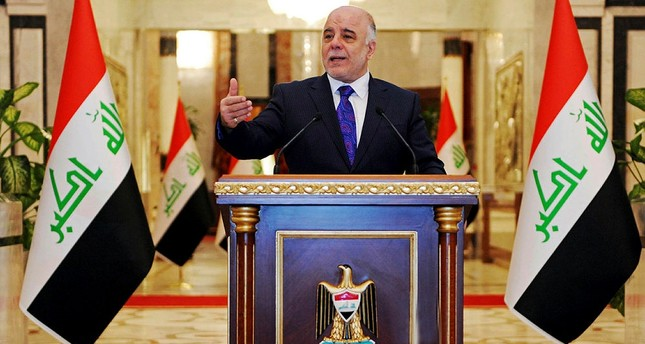 Abadi vows to take 'necessary measures' to protect Iraq's unity