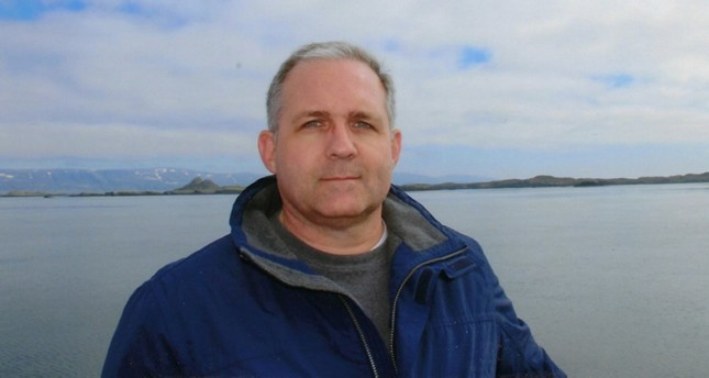 This undated photo provided by the Whelan family on Jan. 1, 2019 shows Paul Whelan, a U.S. citizen detained in Russia for suspected spying. (Reuters Photo)