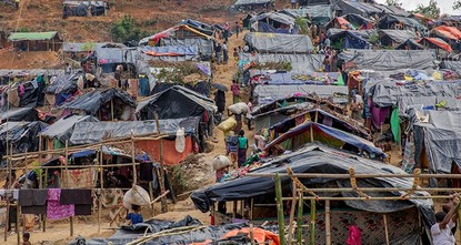 pThe United Nations will need $200 million over the next six months to face the catastrophic influx of more than 420,000 Rohingya refugees to Bangladesh, a top U.N. official said Friday./p