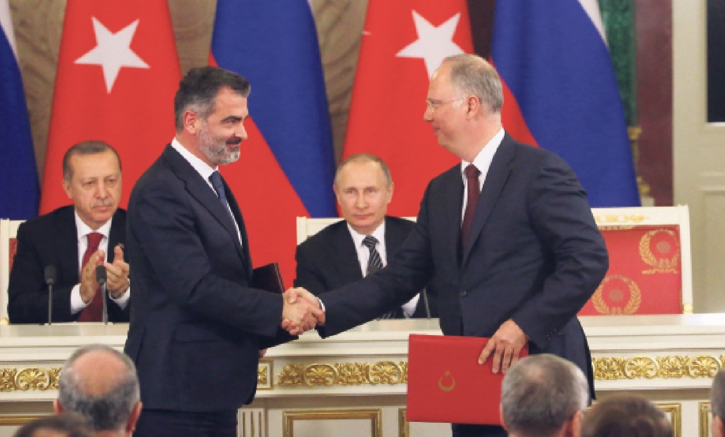 Last Friday, Turkey and Russia signed agreement on the establishment of a joint investment fund. Turkeyu2019s Sovereign Wealth Fund Chairman Bostan also announced that other agreements are on the agenda as the fund attracts international interest.
