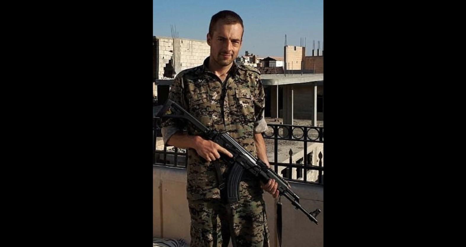 British terrorist Jamie Janson