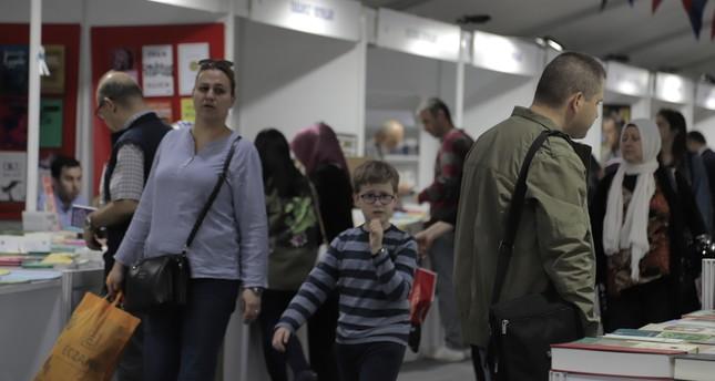 معرض الكتاب بالسلطان أحمد يستقبل 10 آلاف زائر يومياً