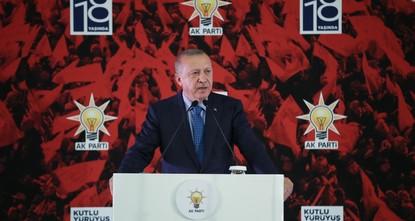 Work done to enhance presidential system: Erdoğan