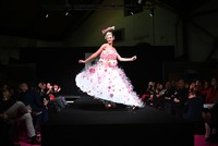 Chocolatiers, designers put tasteful spin on Belgian catwalk with cocoa couture