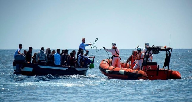 غرق أكثر من 100 مهاجر قبالة السواحل الليبية مطلع سبتمبر