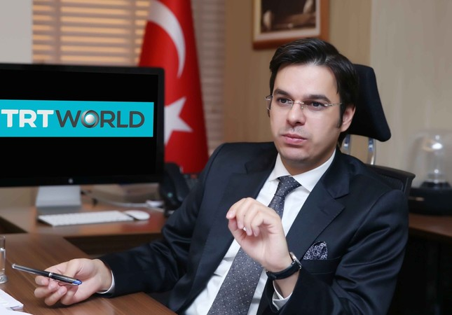 TRT World Ceo İbrahim Eren: We will tell the truth, even if it is inconvenient or disturbing