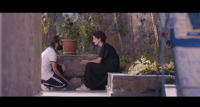 """A still from """"Omar and Us."""""""