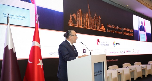 450 شركة تركية تعمل في قطر بمشروعات وصلت قيمتها 15 مليار دولار