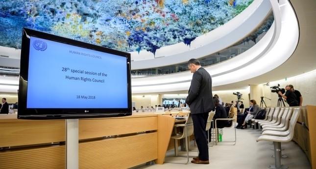 إسرائيل تستدعي سفيري إسبانيا وسلوفينيا لتصويتهما لصالح التحقيق في مجزرة غزة