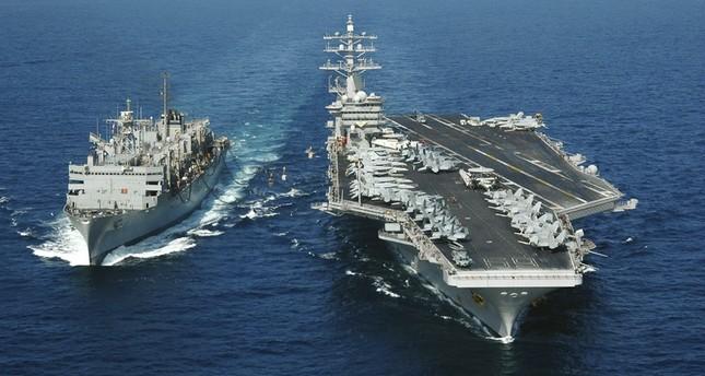 روسيا ترسل حاملة طائرات للبحر المتوسط لتعزيز قدراتها العسكرية بسوريا