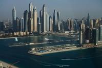 منظر عام لمدينة دبي AP