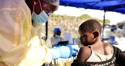 Congo plans to introduce second Ebola vaccine to counter outbreak