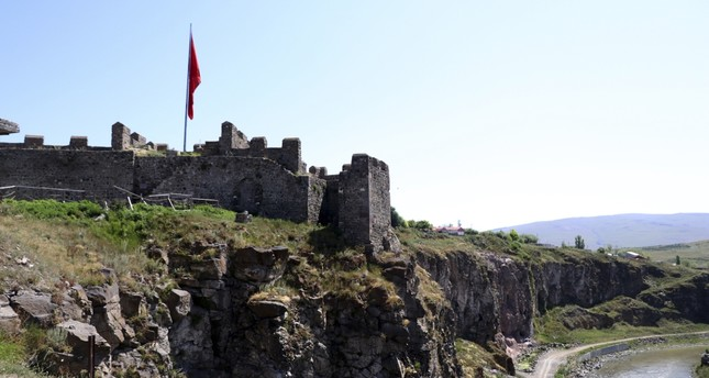 Riverside fortress to enliven tourism in Ardahan