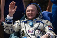 Dutch astronaut dialing 911 from space sparks panic at space center