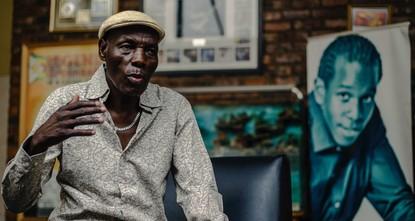 Drop in, play, learn: Zimbabwean music legend opens doors for new talent