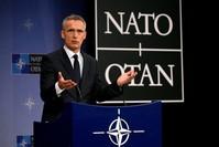 أرشيفية- أمين عام  حلف شمال الأطلسي الناتو، ينس ستولتنبرغ  (وكالة الأنباء الفرنسية)