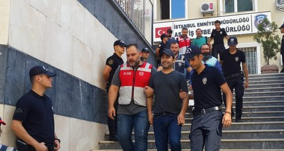The first hearing of a trial on the Gülenist Terror Group's (FETÖ) influence in the media got underway on Monday in Istanbul.br / br / Twenty-nine defendants accused of pro-FETÖ propaganda,...