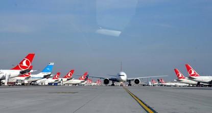 تجاوز عدد المسافرين الذين استخدموا مطار أتاتورك بمدينة إسطنبول خلال السنوات الست الأخيرة، عدد سكان الولايات المتحدة الأمريكية البالغ 329 مليونا و256 ألفا و465 نسمة مع نهاية 2017.  وبحسب معطيات...