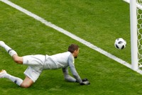 VAR steals the spotlight as France beat Australia