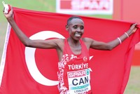Turkey's Can bags fourth consecutive gold in European Cross-Country