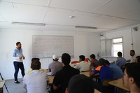 Lifelong learning gives hope to Syrians for future