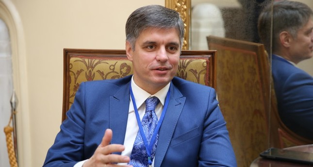 Prystaiko said that the Crimean Tatars in Crimea are the main targets of the pressure of the Russian occupational authorities.