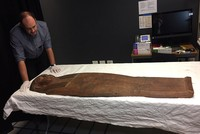 2,500-year-old mummy discovered in basement of Sydney museum