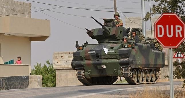 تركيا ترفع عدد دباباتها في سوريا إلى 50 دبابة