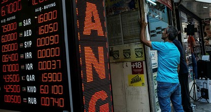 Turkey's bank watchdog says swap operations limited