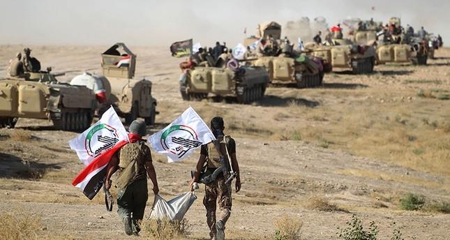 قوات عراقية مختلفة على مشارف تلعفر