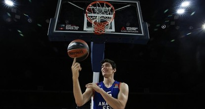 pCedi Osman, a 22-year-old forward for Anadolu Efes and a member of the Turkish national team, reached a transfer agreement with the Cleveland Cavaliers in his NBA debut. Speaking to Turkish sports...