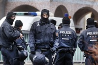 Germany raids homes of 4 Turkish clerics on spying claims, draws ire