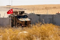 Türkei kurz vor Operationsbeginn in Syrien