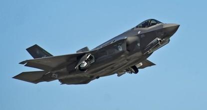 US-Senat plant Lieferstopp für F-35 an die Türkei