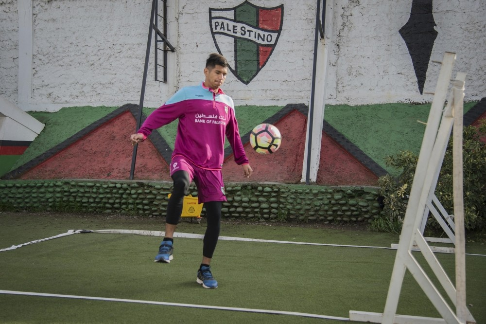 Club Deportivo Palestino had a remarkable 97-year history and Tu0130KA has recently partnered with the club to support it.