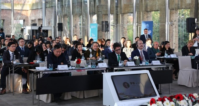 Air China, the world's largest dairy producer YILI, the largest Chinese social media YIDIAN, and the world's largest chip manufacturer Qualcomm among others gathered in Istanbul to discuss areas of opportunity to ramp up Turkish-Chinese ties, Jan. 8.