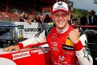 Schumacher eyes F3 title, F1 'super licence'