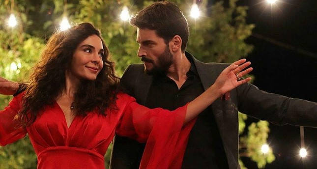 A scene from Hercai.