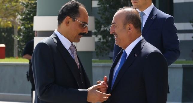 اختتام اجتماع تحضيري لقمة روسية تركية ألمانية فرنسية حول سوريا بإسطنبول