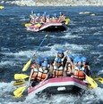Turkey's rivers lure rafting enthusiasts from around the world