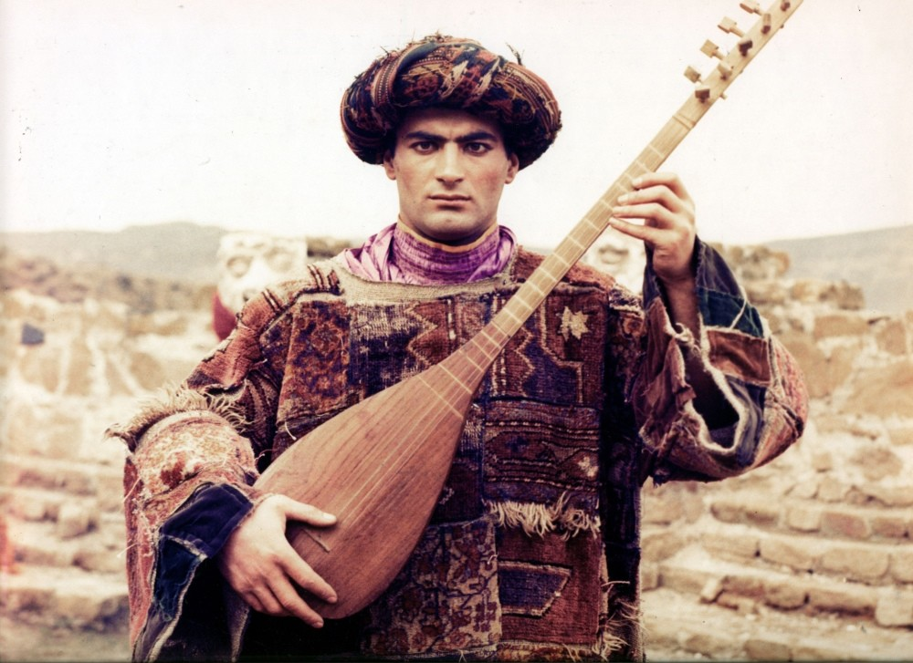 Ashik Kerib is a medieval tale adorned with Azeri, Turkish and Georgian tunes.
