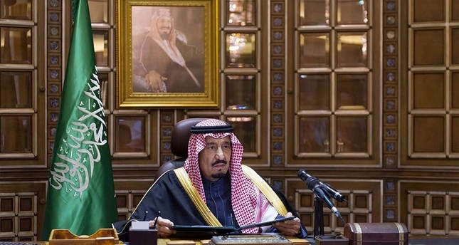 Saudi King Salman orders Qatar border be re-opened for pilgrims, state media says