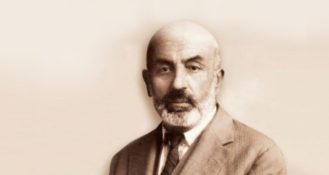 The writer of Turkish National Anthem, the great late poet Mehmet Akif Ersoy will be honored.
