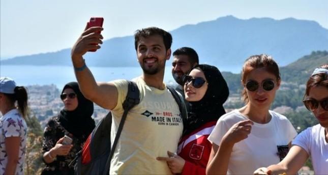 اللبنانيون يختارون تركيا وجهة رئيسية للسياحة