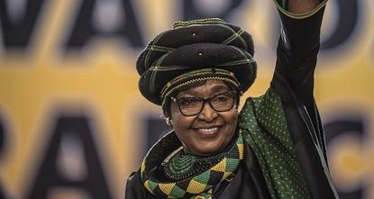 Anti-apartheid activist Winnie Mandela dies aged 81