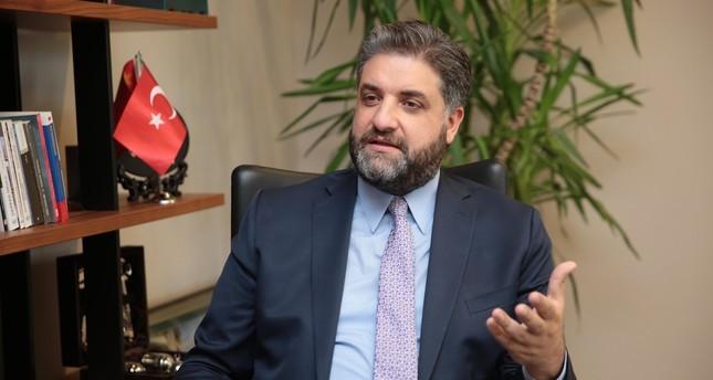 Turkish Ambassador to China Emin Önen