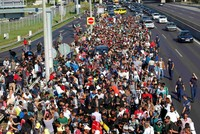 The European Union set a June deadline for Poland and Hungary to start admitting their share of migrants from overstretched Italy and Greece or risk sanctions.  Eastern European countries like...