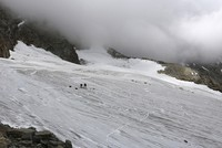 Remains of German hiker missing since 1987 found in Swiss glacier